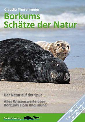 Borkums Schätze der Natur von Thorenmeier,  Claudia