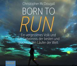 Born to Run von Harbauer,  Martin, McDougall,  Christopher