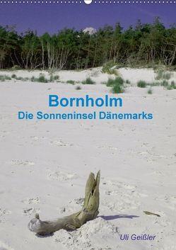 Bornholm – Die Sonneninsel Dänemarks (Wandkalender 2018 DIN A2 hoch) von Geißler,  Uli