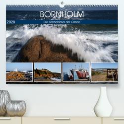 Bornholm – Sonneninsel der Ostsee (Premium, hochwertiger DIN A2 Wandkalender 2020, Kunstdruck in Hochglanz) von Harhaus,  Helmut
