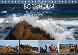 Bornholm – Sonneninsel der Ostsee (Tischkalender 2019 DIN A5 quer) von Harhaus,  Helmut