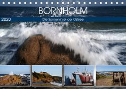 Bornholm – Sonneninsel der Ostsee (Tischkalender 2020 DIN A5 quer) von Harhaus,  Helmut