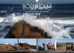 Bornholm – Sonneninsel der Ostsee (Wandkalender 2018 DIN A3 quer) von Harhaus,  Helmut