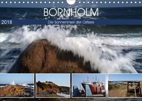 Bornholm – Sonneninsel der Ostsee (Wandkalender 2018 DIN A4 quer) von Harhaus,  Helmut