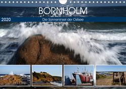 Bornholm – Sonneninsel der Ostsee (Wandkalender 2020 DIN A4 quer) von Harhaus,  Helmut