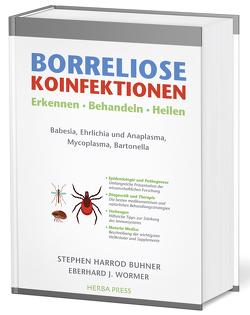Borreliose Koinfektionen von Buhner,  Stephen Harrod, Wormer,  Dr.med Eberhard J.