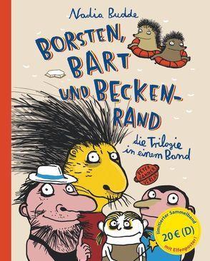 Borsten, Bart und Beckenrand von Budde,  Nadia