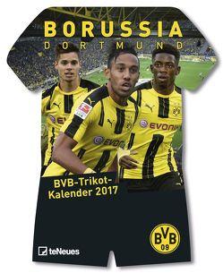 Borussia Dortmund Trikotkalender 2018