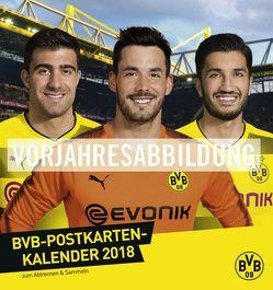 Borussia Dortmund Postkartenkalender – Kalender 2019 von Heye