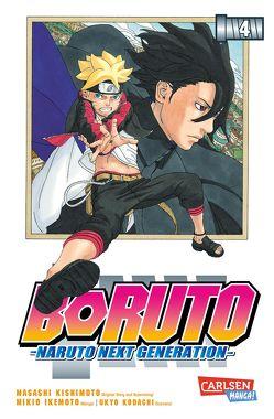 Boruto – Naruto the next Generation 4 von Ikemoto,  Mikio, Kishimoto,  Masashi, Kodachi,  Ukyo, Tsuji,  Miyuki