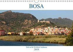 BOSA – Perle an der Westküste Sardiniens (Wandkalender 2019 DIN A4 quer) von Weber,  Frank