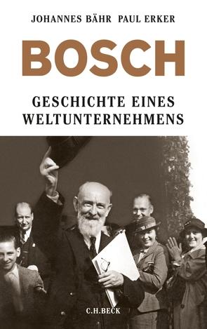 Bosch von Bähr,  Johannes, Erker,  Paul