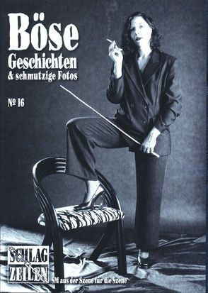 Böse Geschichten 16 von Grimme,  Matthias T. J.