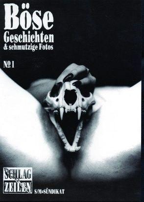 Böse Geschichten 1 von Grimme,  Matthias T. J.