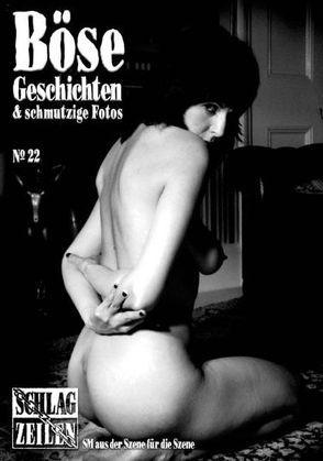 Böse Geschichten 22 von Grimme,  Matthias T