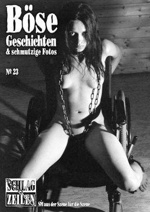 Böse Geschichten 23 von Grimme,  Matthias T. J.