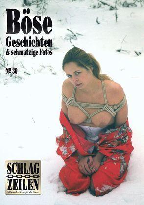 Böse Geschichten 30 von Grimme,  Matthias T. J.