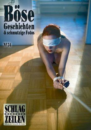 Böse Geschichten 34 von Grimme,  Matthias T. J.