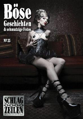 Böse Geschichten 35 von Grimme,  Matthias T. J.
