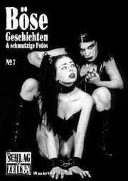Böse Geschichten 7 von Grimme,  Matthias T