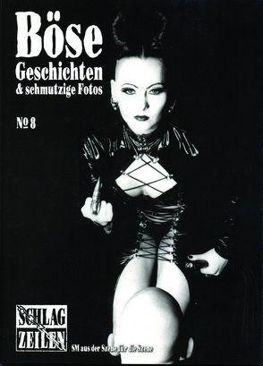 Böse Geschichten 8 von Grimme,  Matthias T