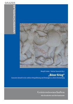 """""""Böser Krieg"""". von Linder,  Margit, Tausend,  Sabine"""