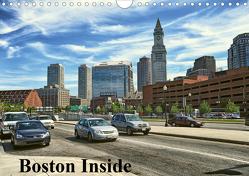 Boston Inside (Wandkalender 2020 DIN A4 quer) von Eckerlin,  Claus