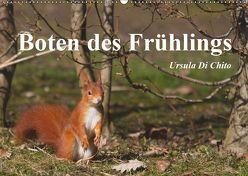 Boten des Frühlings (Wandkalender 2019 DIN A2 quer) von Di Chito,  Ursula