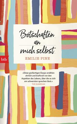 Botschaften an mich selbst von Pine,  Emilie, Röser,  Cornelia