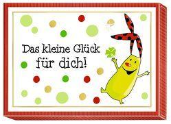 """Botschaften-Schachteln """"Das kleine Glück schenken!"""" von Jakobs,  Günther"""