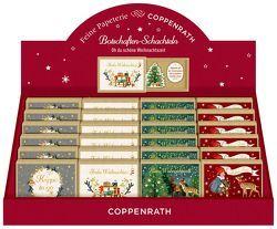 Botschaften-Schachteln – Oh du schöne Weihnachtszeit