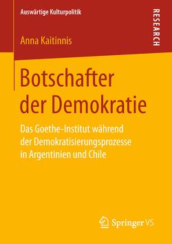 Botschafter der Demokratie von Kaitinnis,  Anna