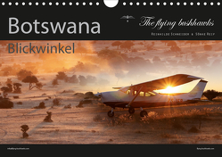 Botswana Blickwinkel 2020 (Wandkalender 2020 DIN A4 quer) von flying bushhawks,  The