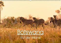 Botswana – Ruf der Wildnis (Wandkalender 2019 DIN A2 quer) von Maria-Lisa Stelzel,  Mag.