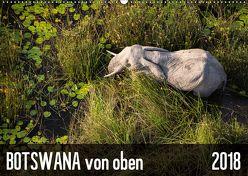 Botswana von oben (Wandkalender 2018 DIN A2 quer) von krueger-photography,  k.A.