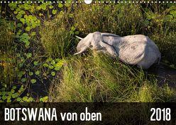 Botswana von oben (Wandkalender 2018 DIN A3 quer) von krueger-photography,  k.A.