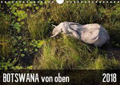 Botswana von oben (Wandkalender 2018 DIN A4 quer) von krueger-photography,  k.A.