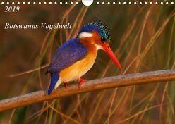 Botswanas Vogelwelt (Wandkalender 2019 DIN A4 quer) von Voss,  Michael