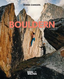 Bouldern von Zangerl,  Bernd
