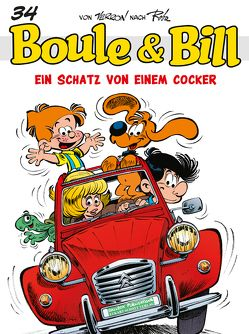 Boule und Bill Band von Berner,  Horst, Verron,  Laurent