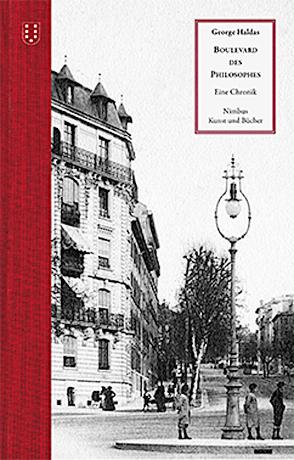 Boulevard des Philosophes von Dütsch,  Elisabeth, Haldas,  Georges