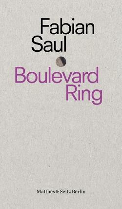 Boulevard Ring von Saul,  Fabian