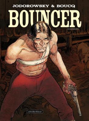 Bouncer von Boucq,  Francois