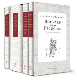 Bouvard und Pécuchet von Flaubert,  Gustave, Henschen,  Hans-Horst