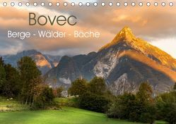 Bovec. Berge – Wälder – Bäche (Tischkalender 2019 DIN A5 quer) von Steiner und Matthias Konrad,  Carmen