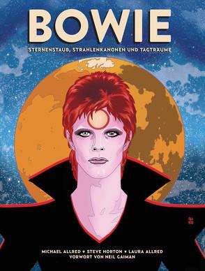 Bowie von Allred,  Laura, Allred,  Michael, Horton,  Steve