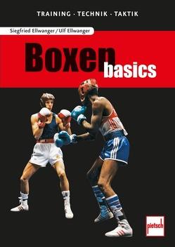Boxen basics von Ellwanger,  Siegfried, Ellwanger,  Ulf