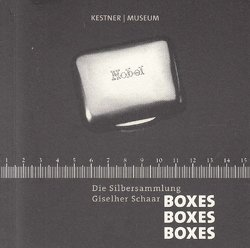 Boxes, boxes, boxes… von Caspers,  Claudia M, Schepers,  Wolfgang, Tessmer,  Olaf