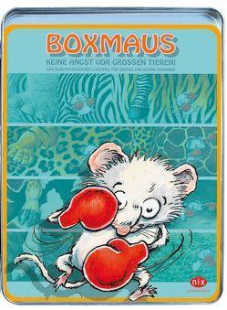 Boxmaus von D'Aujourd'hui,  Nicolas