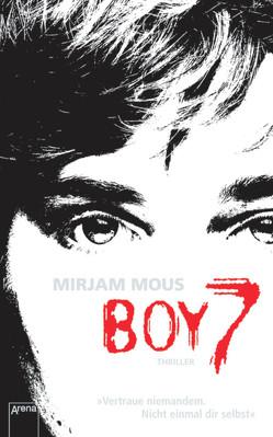 Boy 7 von Kiefer,  Verena, Mous,  Mirjam